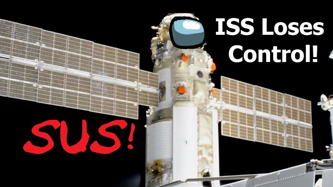 Russia's New Space Station Module Causes Alarm On ISS