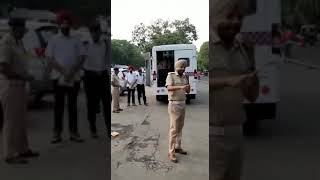No Parking Song by Traffic Police Chandigarh