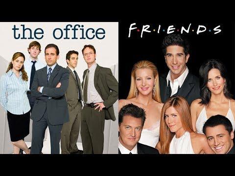 Efficiency in Comedy: The Office vs. Friends