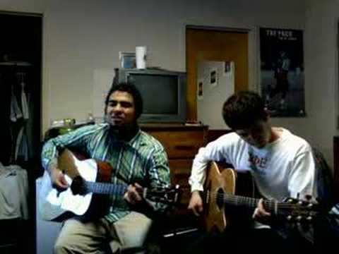 Eric & Dan play Ludacris - WHAT'S YOUR FANTASY acoustic