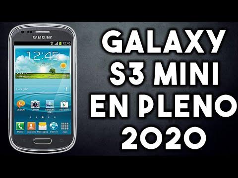 Vale la pena el Galaxy S3 MINI EN 2020 ¿Gama media del 2012 en 2020?