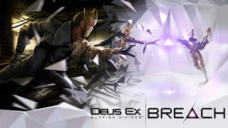 Deus Ex Mankind Divided  Breach is an innovative game mode included for free with Deus Ex Mankind Divided This new take on the game offers for the
