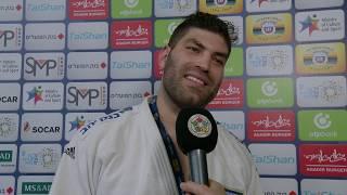 Or SASSON (ISR) Gold Judo GP Israel 2019