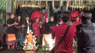 Potong Tumpeng @ HUTke 37 STT Wiralaksana Br Tinggan Pelaga