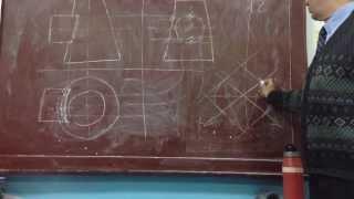Пересичение двух тел вращения ( 8 задание )