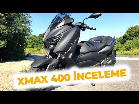 Yamaha XMAX 400 ABS (2018) İnceleme
