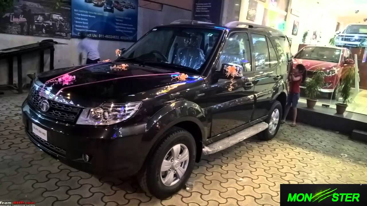 Tata Safari Price In India Top Model And New Calear Youtube