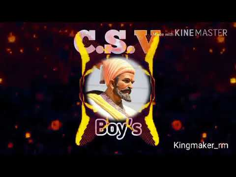 🎶😘😍C.S.V. boy's king of kolhapur😎😎