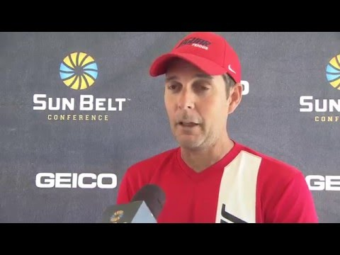 South Alabama post-match press conference - Women's Tennis Championship