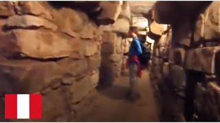 El Chavín de Huantar y sus laberintos subterráneos | PERÚ #04