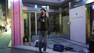 2017/12/17 路上live in福岡.