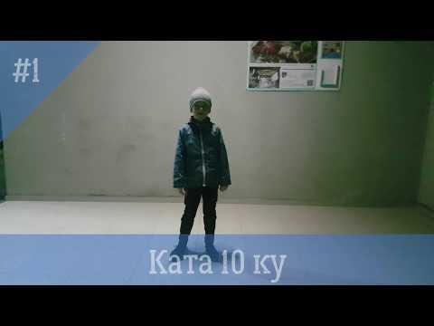 Ката | Pro Karate | 10 Ku | оранжевый пояс