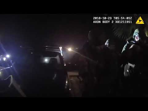 Pittsburg police release body-cam, in-car footage