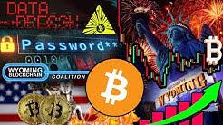 ⚠️ DATA BREACH! 773 Million E-Mails HACKED!!! Wyoming Crypto Bill: Bitcoin IS MONEY!
