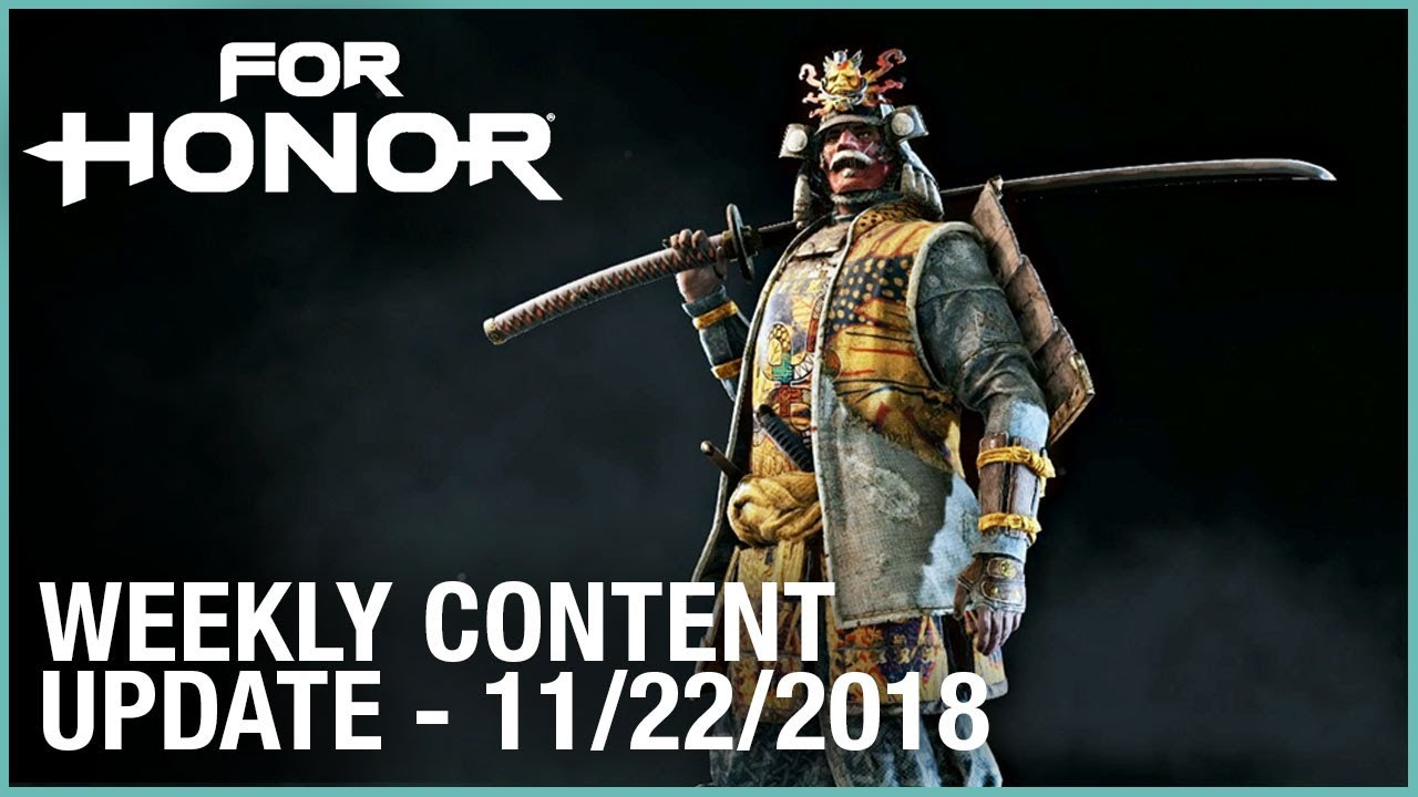 For honor turning matchmaking off