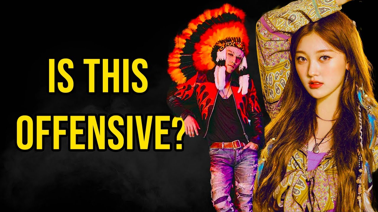What Do Native Americans REALLY Think About Cultural Appropriation in Kpop?