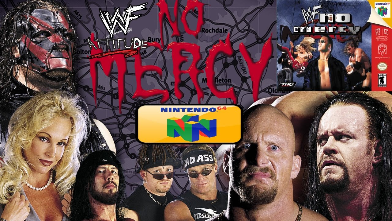 N64 No Mercy Mods Related Keywords & Suggestions - N64 No