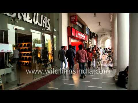Shopping In Delhi: Balujas and US Polo Assn. at Connaught Place
