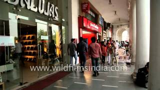 Shopping In Delhi: Balujas at Connaught Place