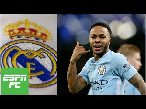 Raheem Sterling to Real Madrid? | Transfer News