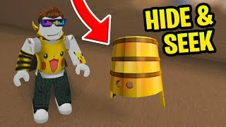 EXTREME HIDE AND SEEK in ROBLOX!