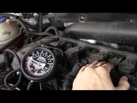 2009 Volkswagen Passat 2.0T P119a Fuel Pressure Sensor Malfunction-Lean Condition