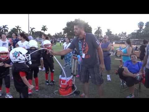 7U WKD vs. KHW Scrimmage 2017-2018 Part II
