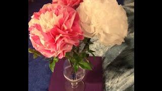 Repeat youtube video วิธีทำดอกคาร์เนชั่น จากถุงพสาสติก