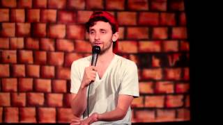 Stand up Comedy Renzo Rímolo - hablar Ingles