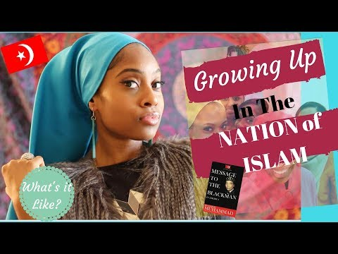 Growing Up in the Nation of Islam-What's It Like?