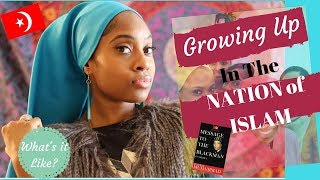 Growing Up in the Nation of Islam-What