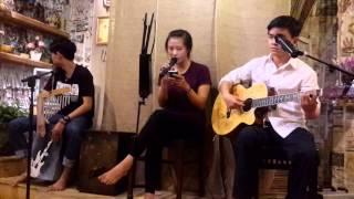Cám ơn tình yêu ( Singer: Hương Giang - Guitarist Sang Huỳnh)