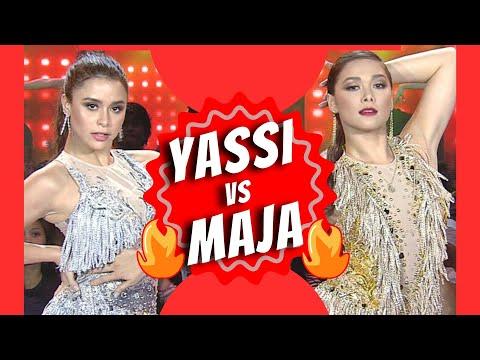 MYX: Maja at Yassi mainit na nagpasiklaban!