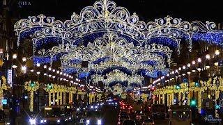 видео Новый год в Питере