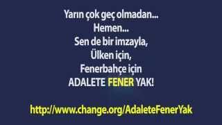 ADALETE FENER YAK - Ercüneyt Özdemir