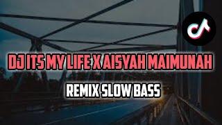 Tiktok virall !! DJ It's My Life x Aisyah Maimunah - (BAGUS REMIXER)