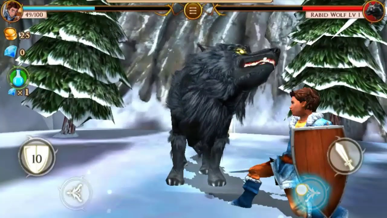 beast quest level 1  youtube