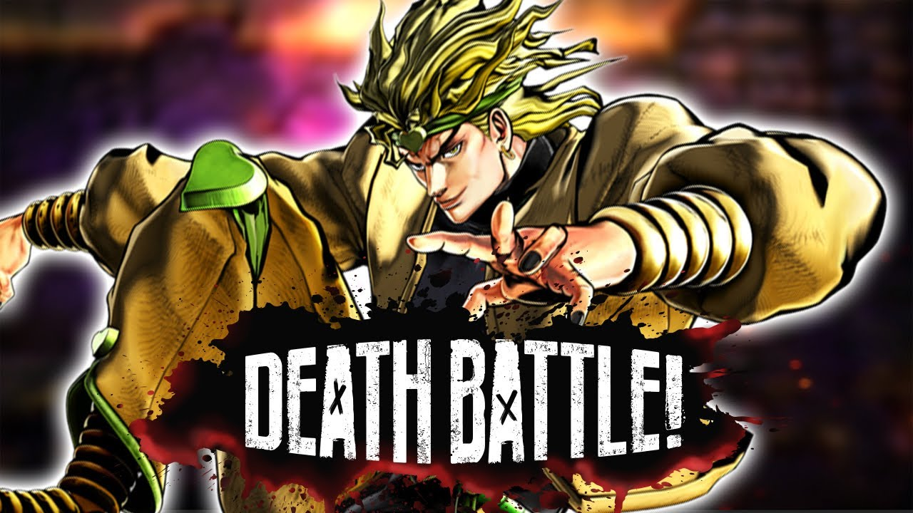 DIO Road Rolls Over DEATH BATTLE!