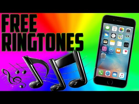 How To Get Free Ringtones IOS 10 (2017)
