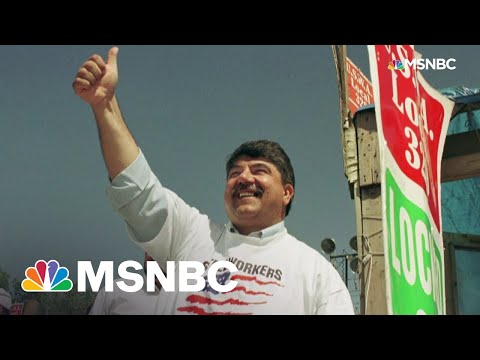Chris Hayes Honors Union Leader Richard Trumka Who Passed Away At 72