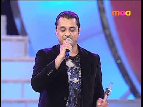 Cinemaa Awards 2010 - Cinemaa Awards 2010: Best Male Singer - Anuj (Panchadara bomma)