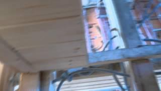 117-05 - Электромонтажные работы(Поэтапный видеоотчет хода строительства объекта №117. Проект