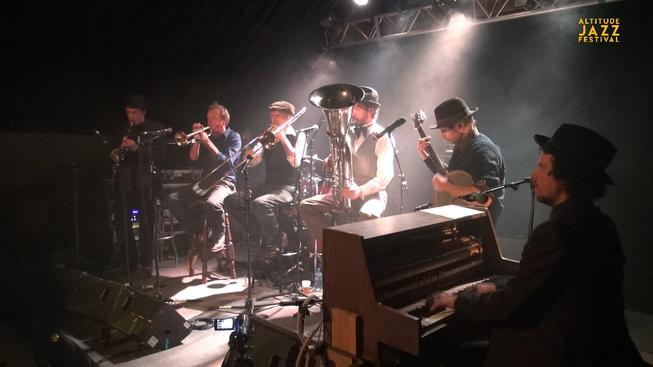 Old fish jazz band altitude jazz festival 2017 youtube old fish jazz band altitude jazz festival 2017 malvernweather Image collections