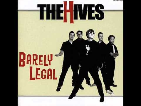 The Hives - Barely Legal - Full Album