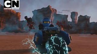 Ninjago | Jay to the Rescue! | Cartoon Network
