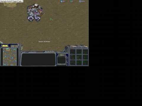Starcraft Cheats!