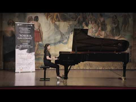 Mayaka Nakagawa IV International PIANO competition Roberta Gallinari