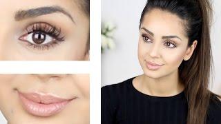 MEINE BEAUTYTRICKS: lange Wimpern, volle Lippen&Augenbrauen,...