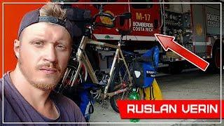 Заехал в ПОЖАРНУЮ ЧАСТЬ в маленьком посёлке Коста-Рики | Ruslan Verin #23