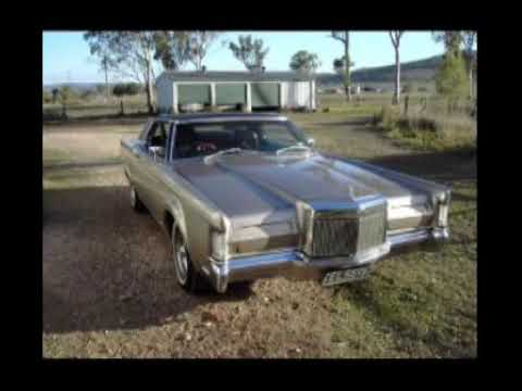 Elvis 1969 Mark 3 Iii Lincoln Continental Featuring Little